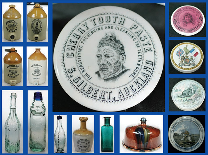 An Absentee Auction Of Antique Bottles And Whisky & Brewery Advertising Collectables & Memorabilia